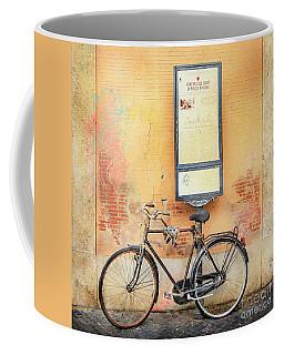 Piazza Navona Bicycle Coffee Mug