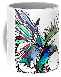 Pica Flor Coffee Mug