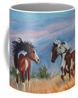 Picasso Challenge Coffee Mug by Karen Kennedy Chatham