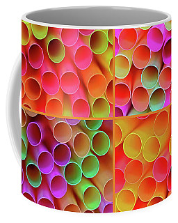 Coffee Mug featuring the photograph Pick A Straw By Kaye Menner by Kaye Menner