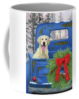 Pick-en Up The Christmas Tree Coffee Mug