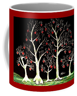 The Valentine Forest Coffee Mug
