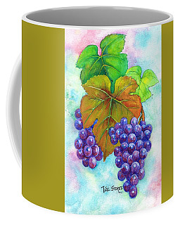 Coffee Mug featuring the painting Pick Of The Crop by Val Stokes