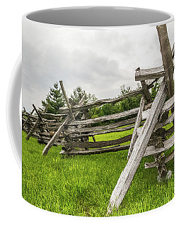 Picket Fence Coffee Mug