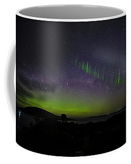 Picket Fences Coffee Mug