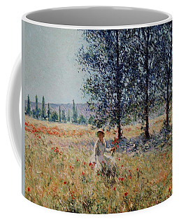 Picking Flowers  Coffee Mug
