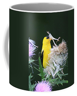 Picking Seeds Coffee Mug