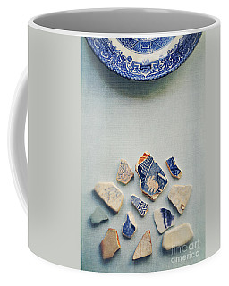 Picking Up The Broken Pieces Coffee Mug