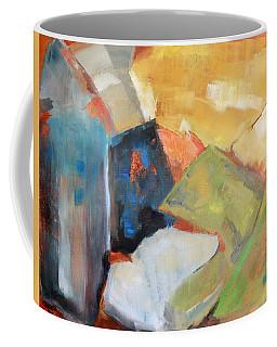 Picking Up The Pieces Coffee Mug