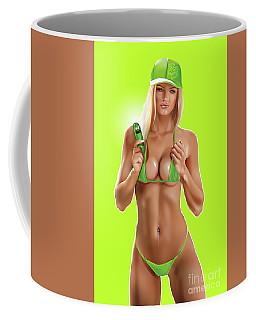 Pickle Coffee Mug
