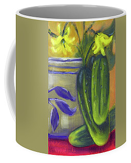 Pickling Cucumbers  Coffee Mug