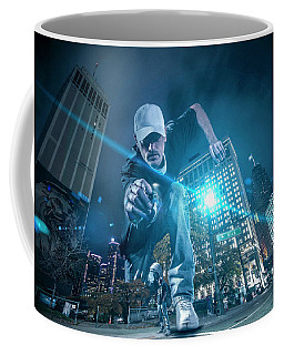 Coffee Mug featuring the photograph Pics By Nick by Nicholas Grunas