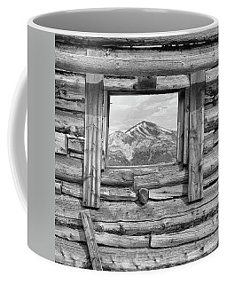 Coffee Mug featuring the photograph Picture Window #2 by Eric Glaser