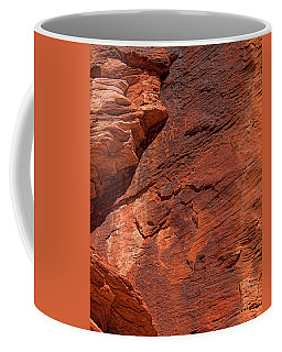 Pictures In The Rocks Coffee Mug