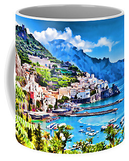 Picturesque Italy Series - Amalfi Coffee Mug