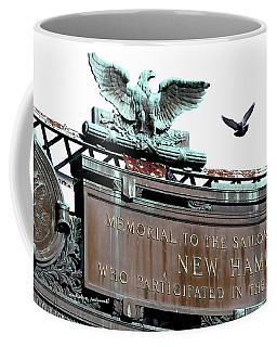 Pidgeon Intrusion Coffee Mug