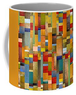 Pieces Parts Coffee Mug