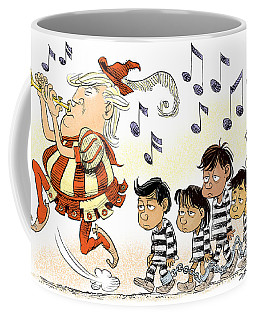 Pied Piper Trump And Infestation Coffee Mug