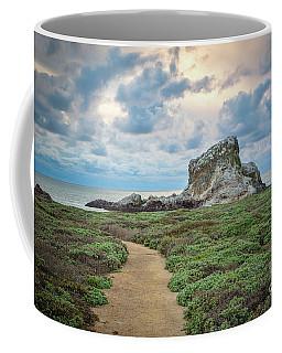 Piedras Blancas Rock Coffee Mug