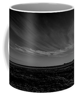 Coffee Mug featuring the photograph Piel Castle by Keith Elliott