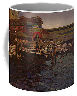Pier 55 - Red Robin Coffee Mug