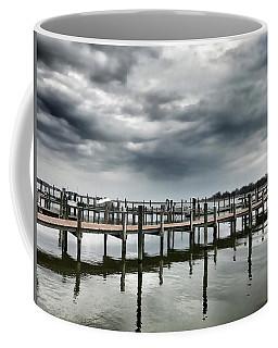 Pier Pressure Coffee Mug