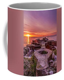 Pier Sparkle Coffee Mug