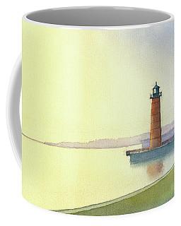 Pierhead Lighthouse, Milwaukee Coffee Mug