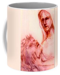 Pieta N Pencil Coffee Mug