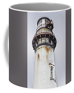 Coffee Mug featuring the photograph Pigeon Point Light Station by Randy Bayne