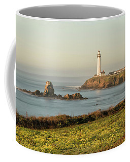 Pigeon Point Mustard Field Coffee Mug
