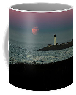Pigeon Point Supermoonset Coffee Mug