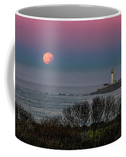 Pigeon Point Supermoon Coffee Mug