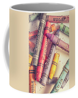 Pigment In Play Coffee Mug
