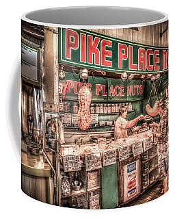 Pike Place Nuts Coffee Mug