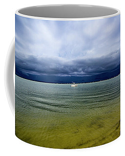 Pike's Beach Storm Approaching Coffee Mug