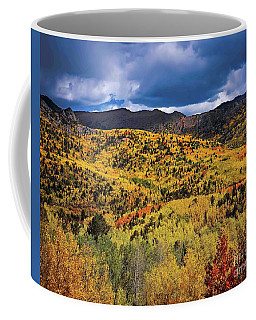 Pikes Peak Autumn Coffee Mug