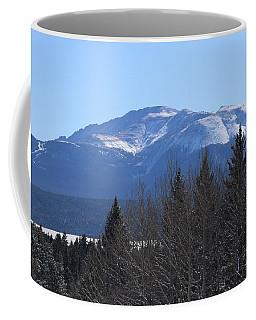 Pikes Peak Cr 511 Divide Co Coffee Mug