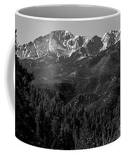 Pikes Peak Spring Coffee Mug