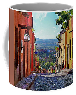 Pila Seca Real Coffee Mug