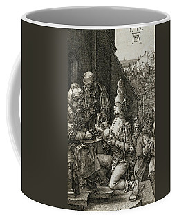 Pilate Washing His Hands Coffee Mug
