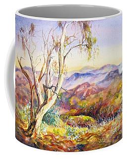 Pilbara, Hamersley Range, Western Australia. Coffee Mug