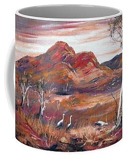 Pilbara, Outback, Western Australia, Coffee Mug