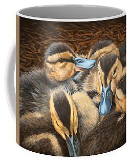 Pile O' Ducklings Coffee Mug