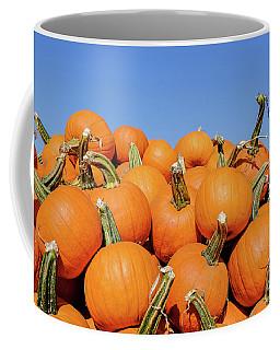 Pile Of Pumpkins Coffee Mug