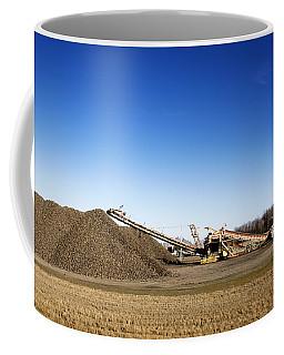 Pile Of Sugar Beets Coffee Mug