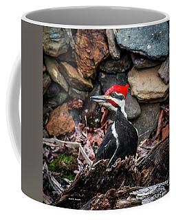 Pileated Pete Coffee Mug