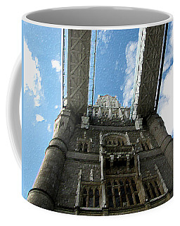 Pillar Of London Bridge Coffee Mug