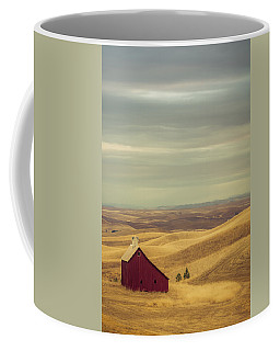 Pillbox Barn Coffee Mug