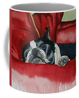 Pillow Pup Coffee Mug